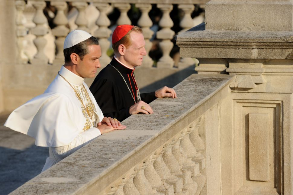 'The Young Pope' Recap, Episode 7: Peter Pope Complex