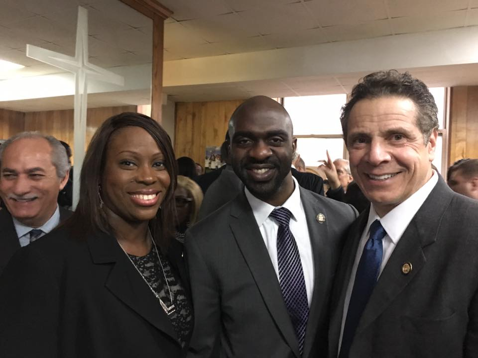 Cuomo Backs Bronx Assemblyman and Queens Congresswoman for DNC Vice Chairmanships