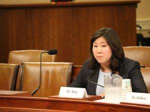 Queens Congresswoman Grace Meng.