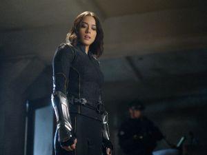Chloe Bennet as Skye.