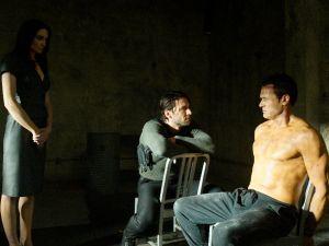 Mallory Jansen as Aida, Zach McGowan as Anton Ivanov and Jason O'Mara as Jeffrey Mace.
