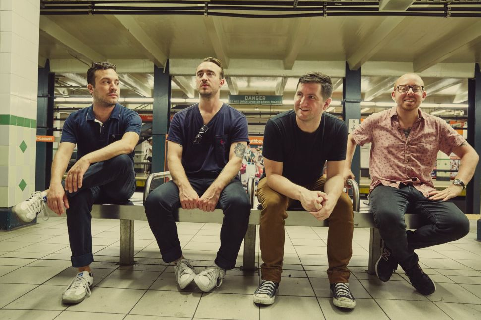 The Menzingers Never Show Up for 'After The Party'