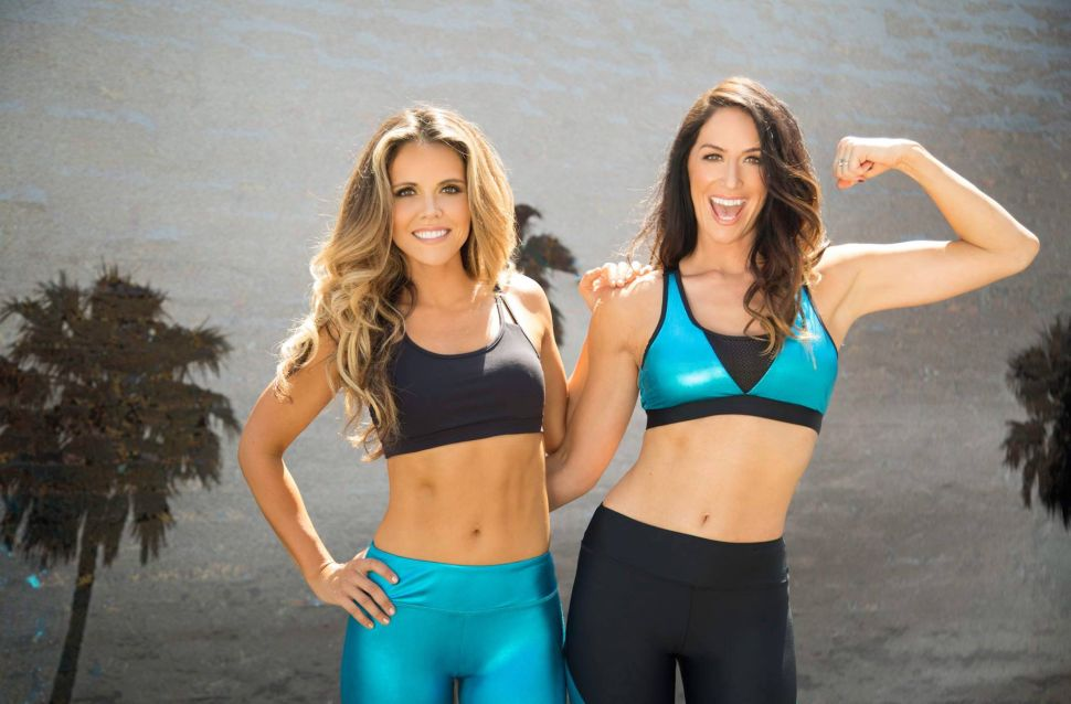 How Tone It Up Remains Relevant in the Fitfluencer Market