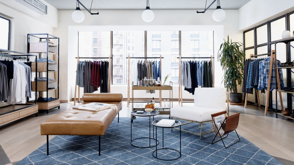 Gant is The Latest Menswear Brand To Open a Store That Sells Nothing