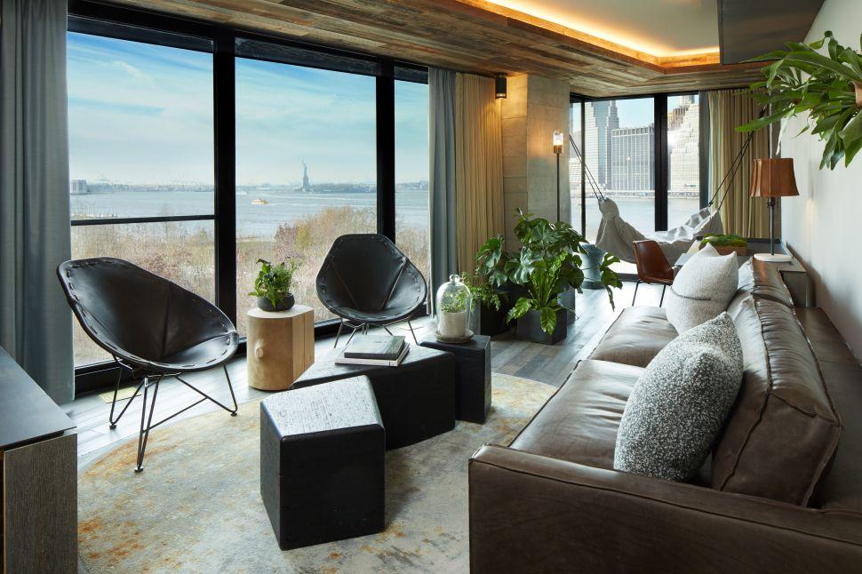 This New Brooklyn Hotel Runs Entirely on Wind Power