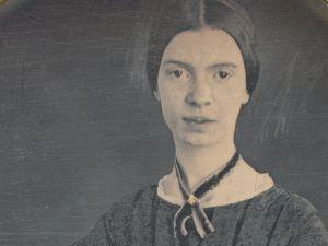 Emily Dickinson, Daguerreotype, ca. 1847.