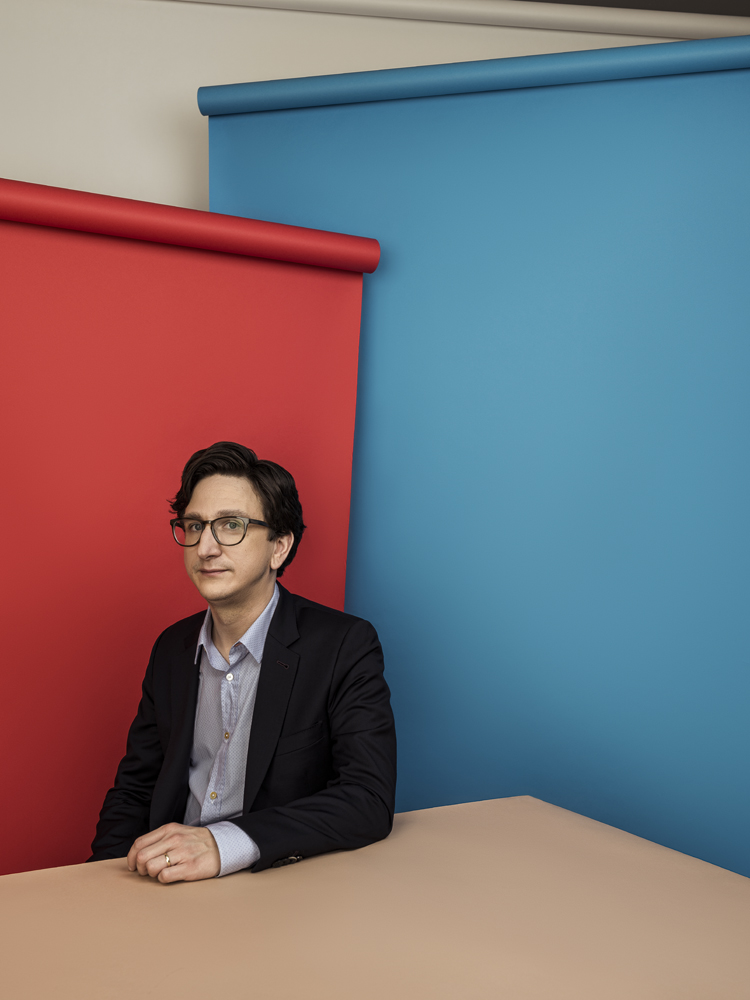 Paul Rust's Real-Life, Celebrity-Filled 'Love' Story