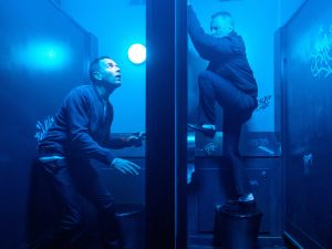 Ewan McGregor in T2 Trainspotting, which played at the Berlin Film Festival this year.