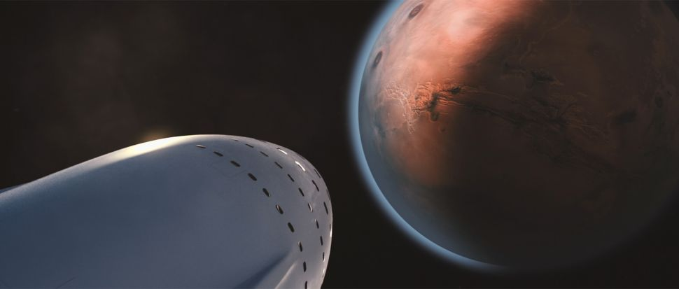SpaceX's Road to Mars to Begin With First Mission From Iconic Apollo 11 Launch Pad
