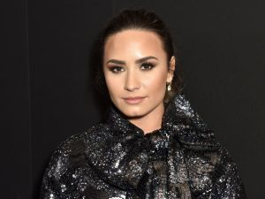 Demi Lovato's Los Angeles manse is currently unsafe for entry.