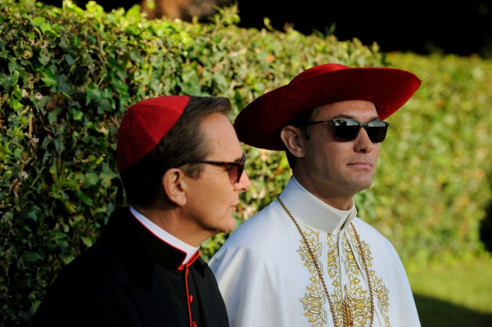 'The Young Pope' Season Finale Recap: The Day the Earth Stood Still