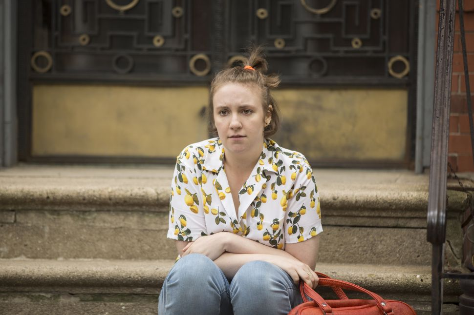 How 'Girls' Finally Started Dressing Its Age