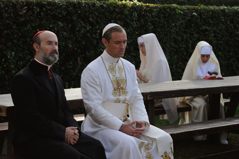 'The Young Pope' Recap, Episode 9: Of Love Letters and Fetal Souls