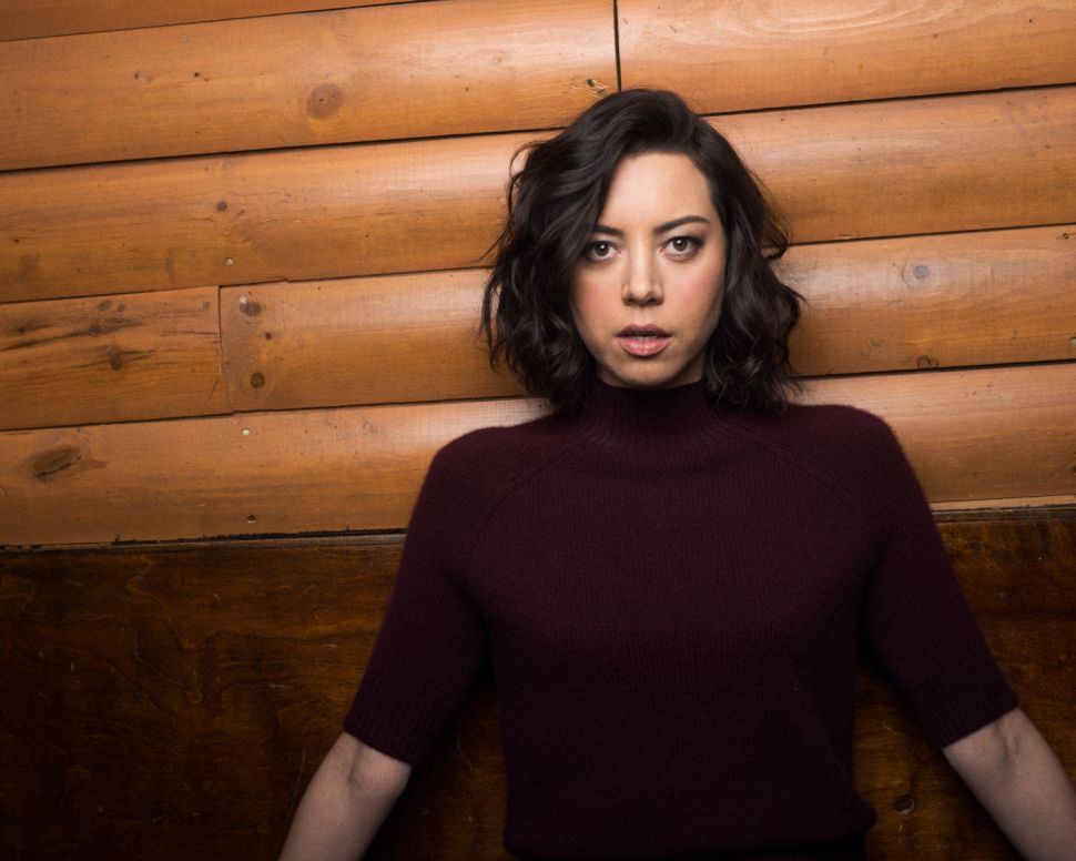 Aubrey Plaza, 'Legion' Mental Case, Has What the Kids These Days Call 'Moxie'