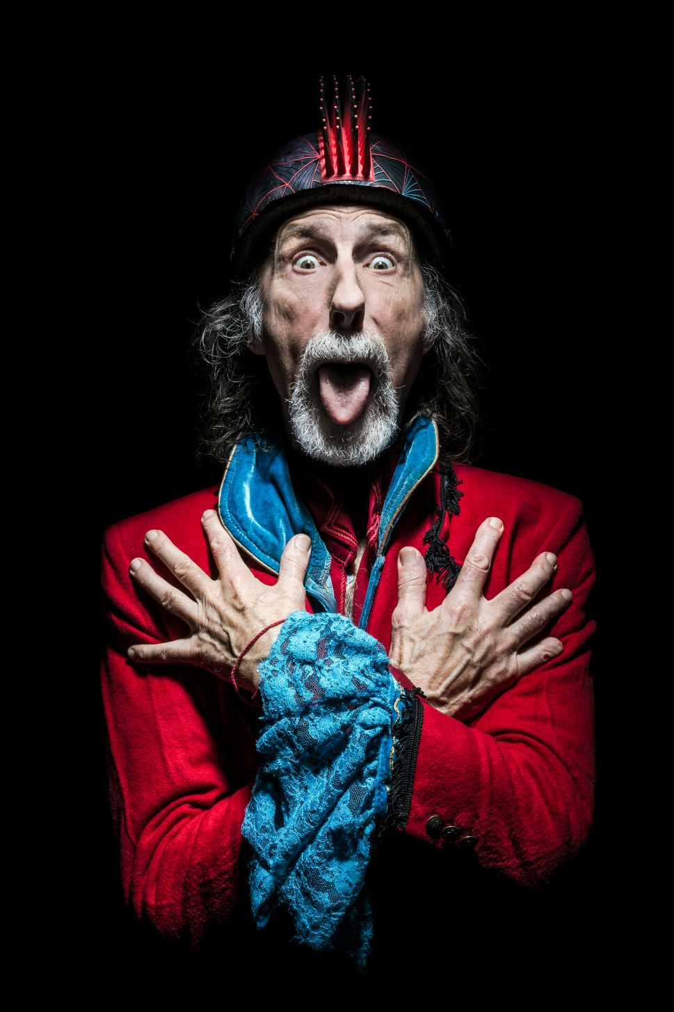 Psychedelic Forefather Arthur Brown on Ritual, Technology and the '60s