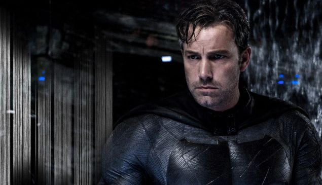Ben Affleck Replaced as Batman