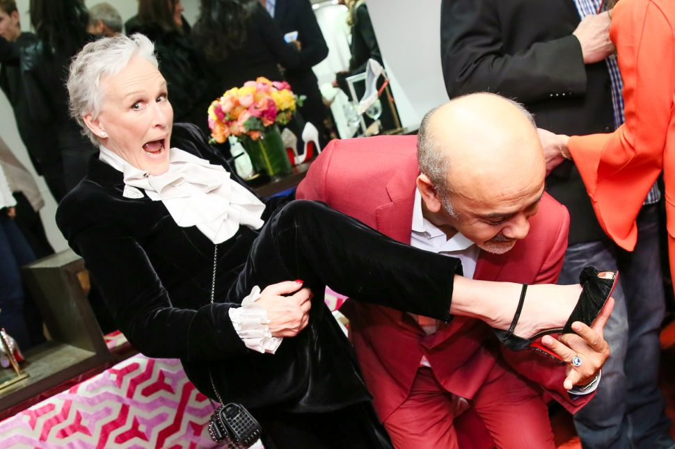 Glenn Close & Christian Louboutin Celebrate Broadway in This Week's Best Parties
