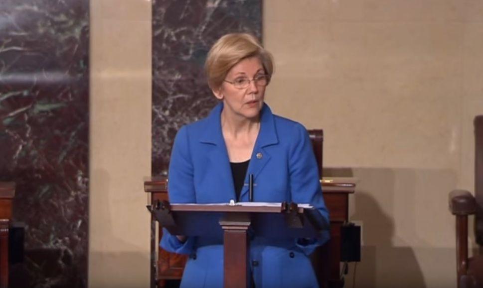 Women Sharing Videos Reading Coretta Scott King's Letter to Support Elizabeth Warren