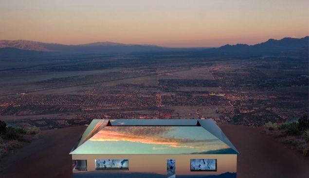Mirage by Doug Aitken (rendering).