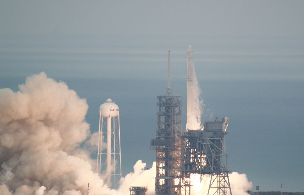 Breaking: SpaceX Inches Closer to Mars with Historic Launch and Landing