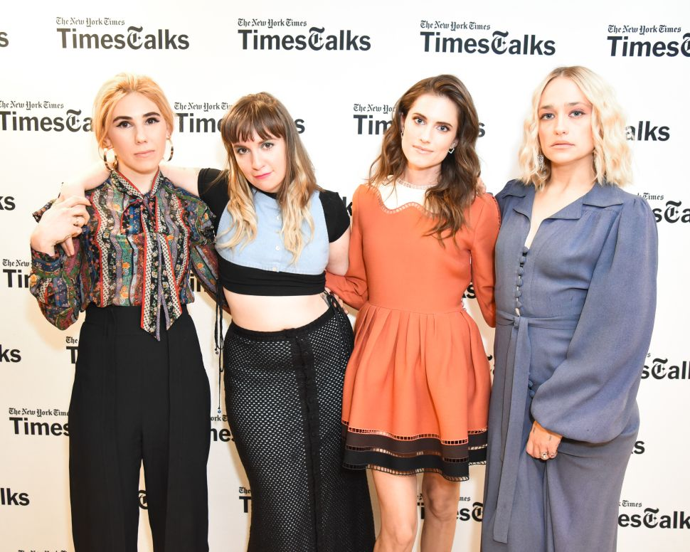 The 'Girls' Cast Begin Their Farewell Tour