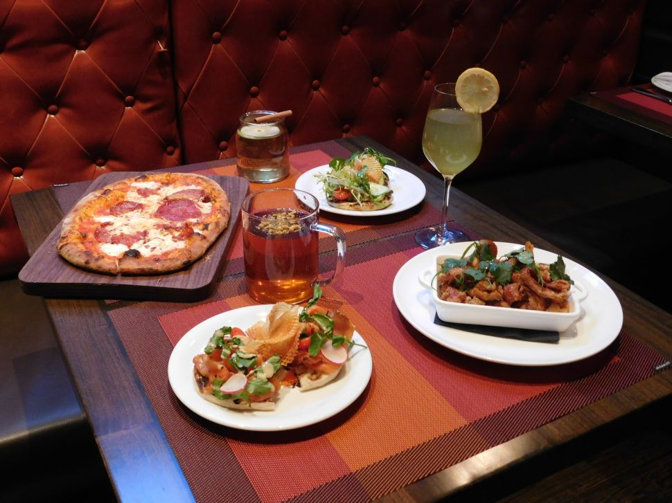 David Burke Is Turning Tea Time Into the New Happy Hour