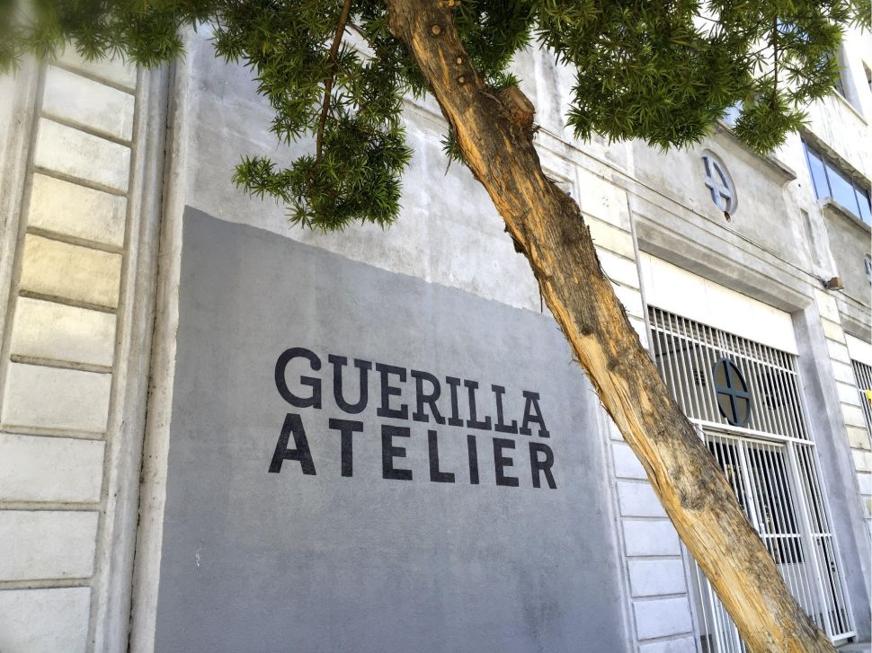 We Never Leave Guerilla Atelier in Los Angeles Without a Shopping Bag Full of Happy