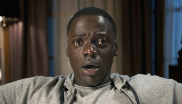 Daniel Kaluuya as Chris Washington.