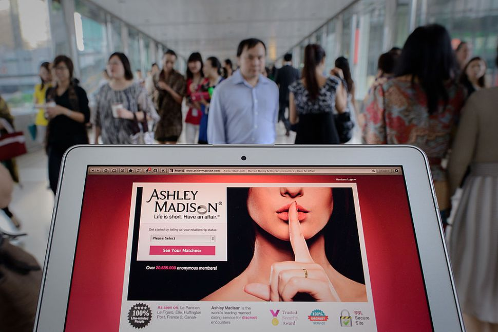 5 Extra Reasons to Hate Ashley Madison From This Doc That Just Went On Netflix