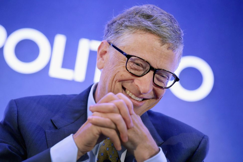 Bill Gates Just Admitted He Sometimes Wears a Disguise in Public