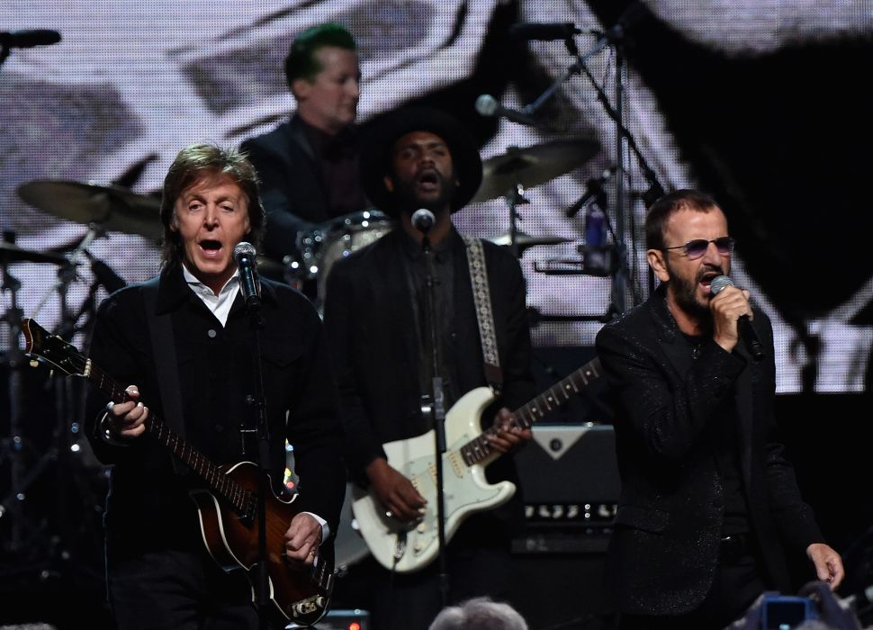 The Best of Paul McCartney and Ringo Starr
