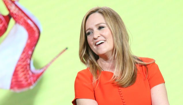 You can find Samantha Bee on the Upper West Side.
