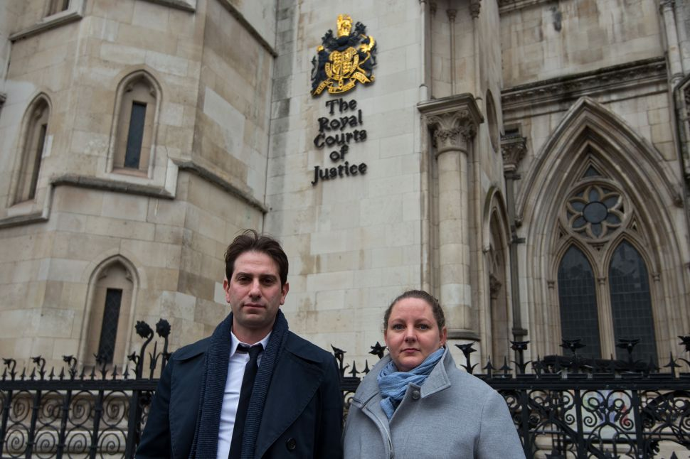 Great Britain's Gay Marriage Mess Heads for Supreme Court