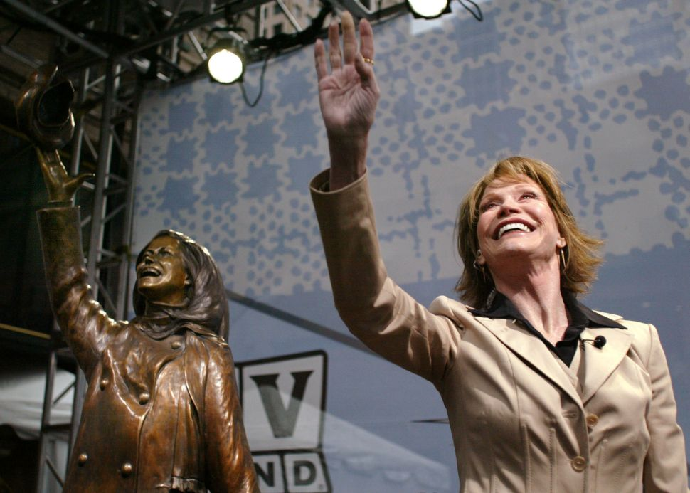 Mary Tyler Moore and the Company That Changed America