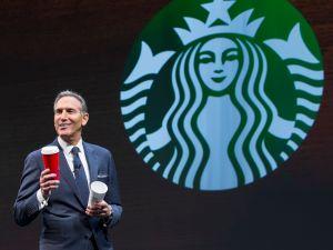 Starbucks CEO Howard Schultz bought an over $40 million penthouse.
