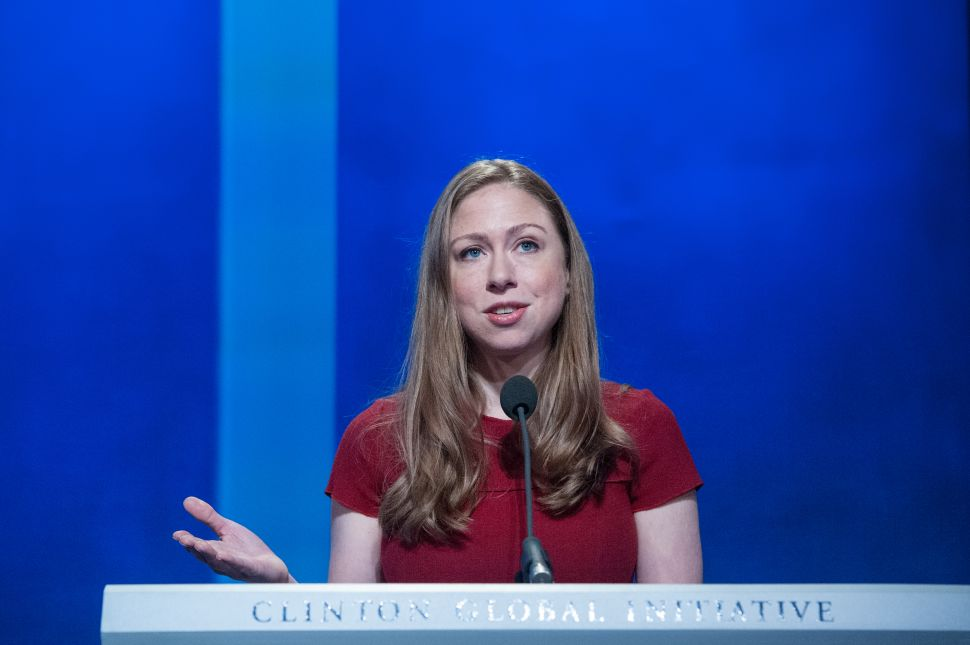 Chelsea Clinton Is Exploiting the Resistance to Elevate Herself Politically