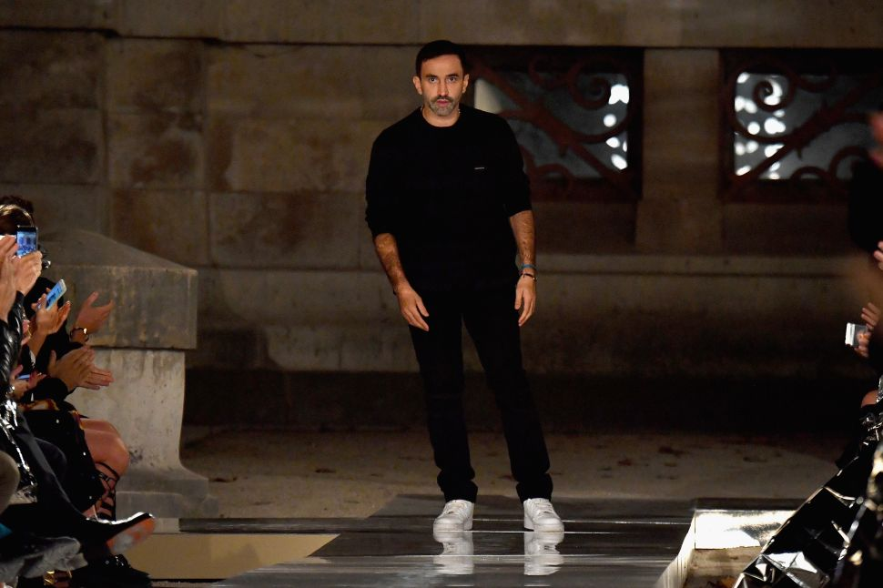 Riccardo Tisci Has Left Givenchy