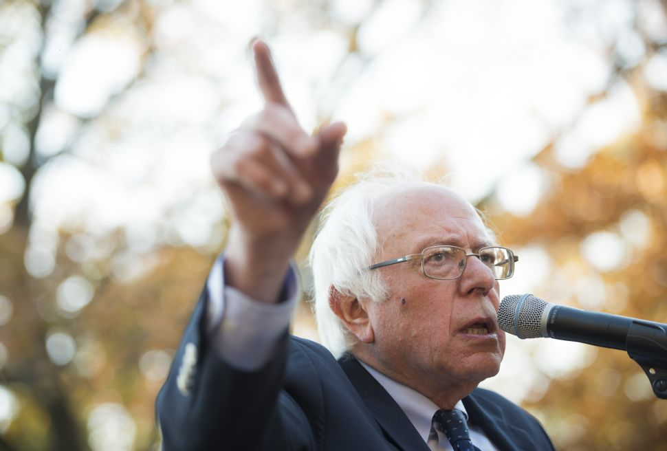 Former Sanders Staffer Starts Movement to Draft Bernie for People's Party