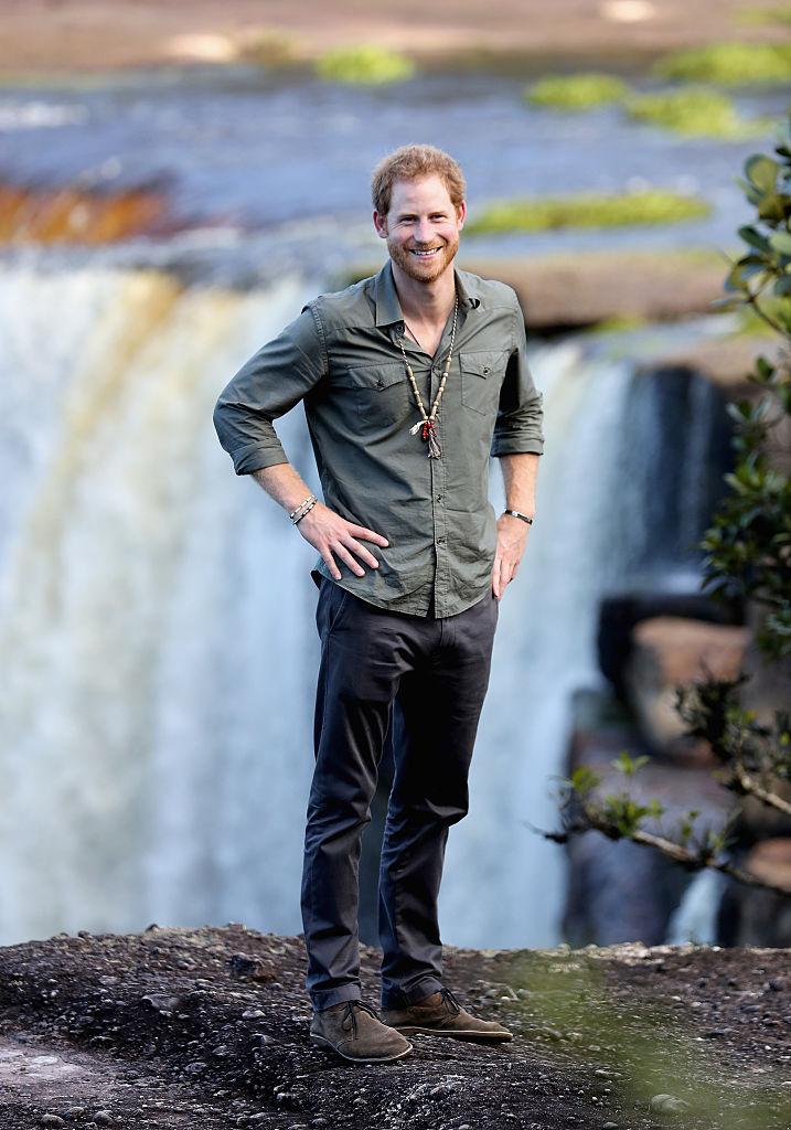 Prince Harry, the Runaway Royal