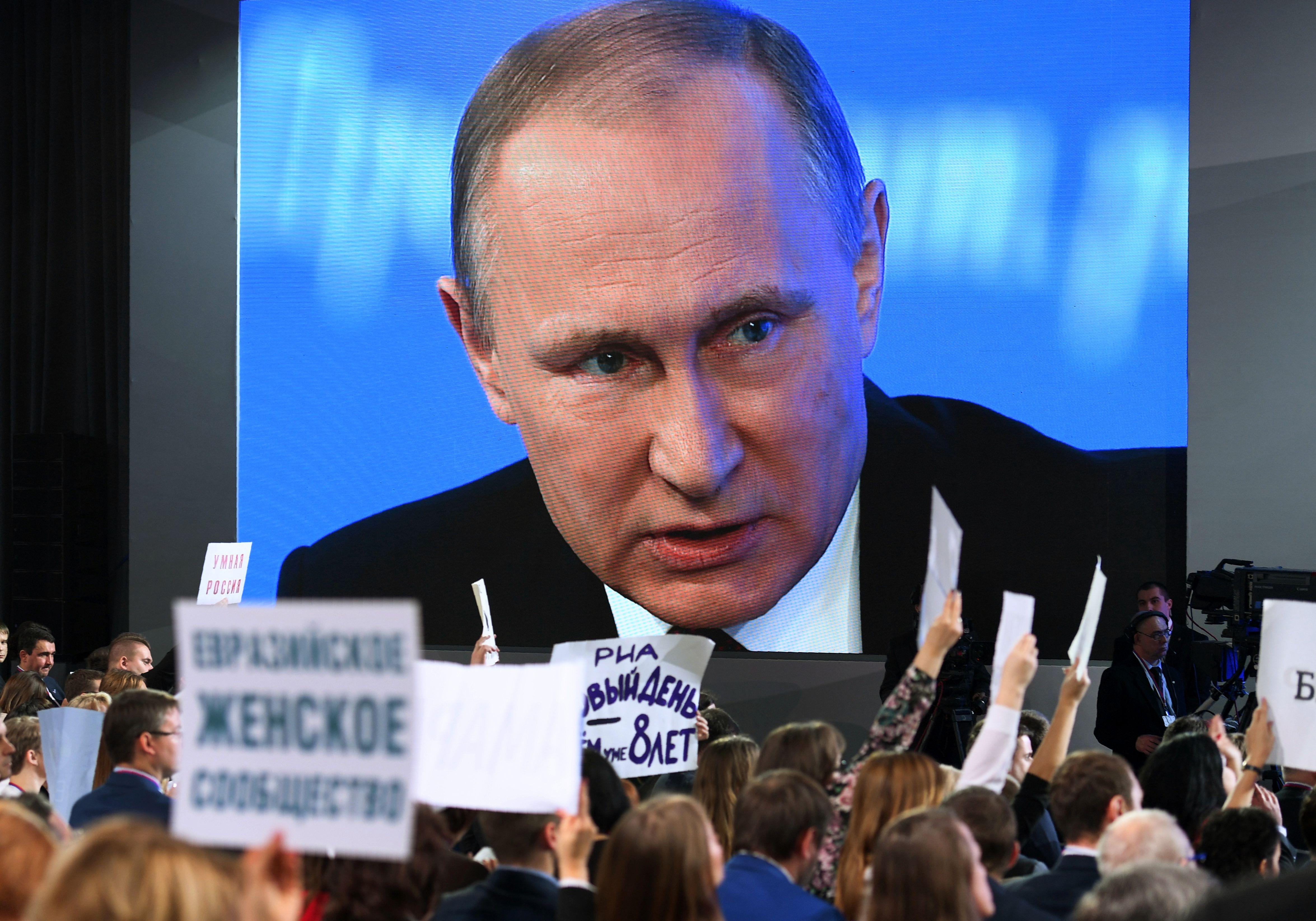 Will Belarus Be Putin S Next Victim Observer