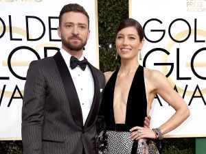 Justin Timberlake and Jessica Biel are considering a triplex penthouse.