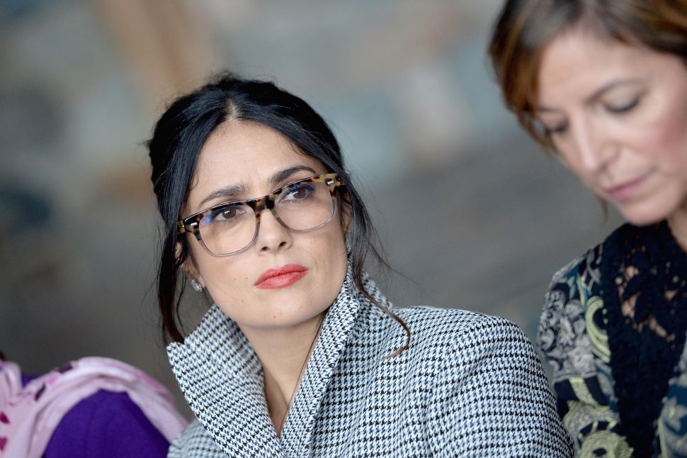 Salma Hayek, Jessica Williams and Jill Soloway Spar at Sundance Catered Debate