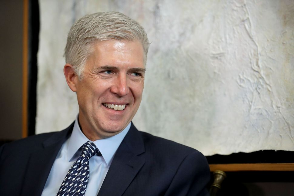 Some of the Attacks on Neil Gorsuch Are Just Plain Dumb