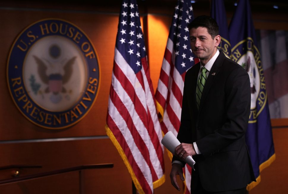 Drudge Put It Perfectly: Congressional Republicans Flail and Fail