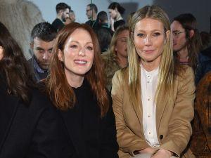 Julianne Moore and Gwyneth Paltrow.