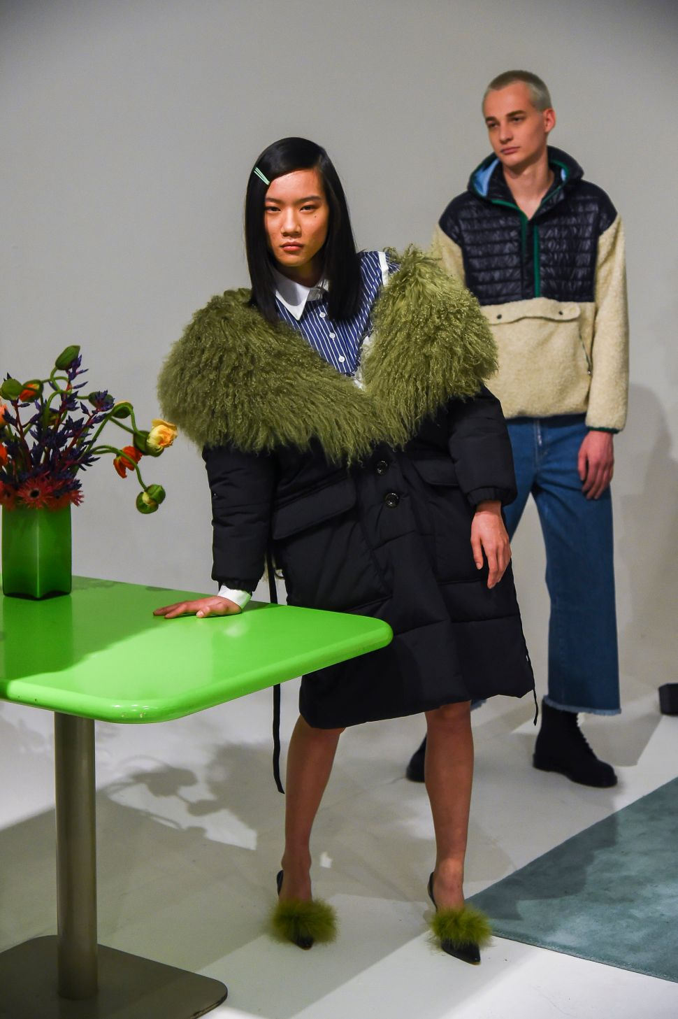 Designer Sandy Liang Is Inspired by Chinatown Grandmas and the LES