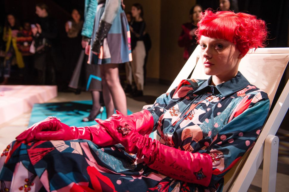London Fashion Week Celebrates Diversity with a Deconstructive Edge