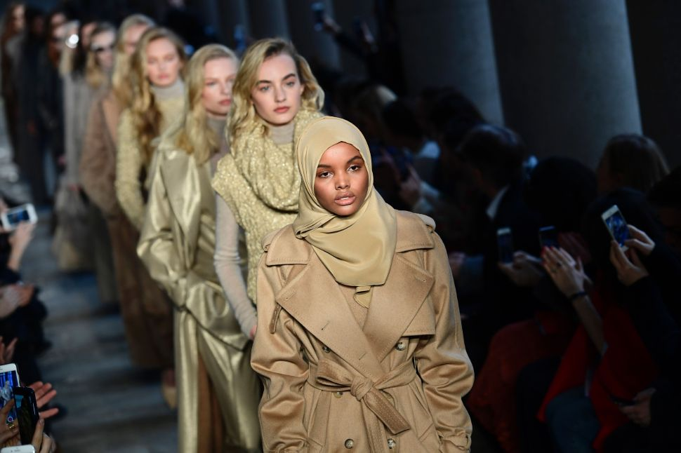 This Hijab-Clad Model Is One to Watch at Milan Fashion Week