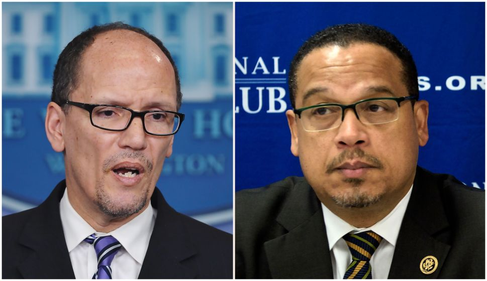 Sanders 2020 Just Became Much More Likely With Tom Perez as DNC Chair