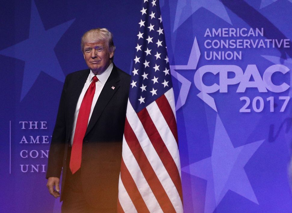 CPAC 2017: Where Were All the Conservatives?
